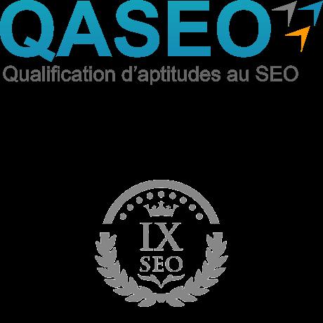Certification QASEO et IX-SEO